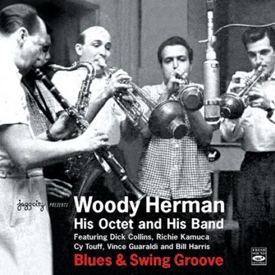Woody Herman Blues Amp Swing Groove 2 Lp On 1 Cd Blue
