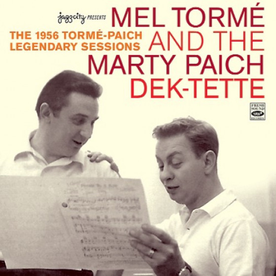 The 1956 Tormé-Paich Legendary Sessions (Digipack)