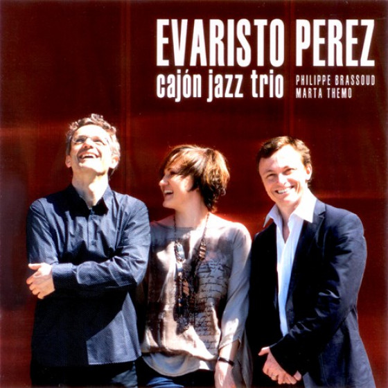 Cajon Jazz Trio