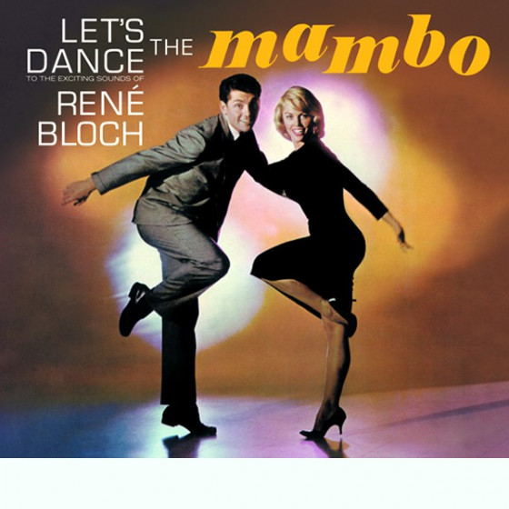 Let's Dance the Mambo + Previously Unreleased Album (Digipack)