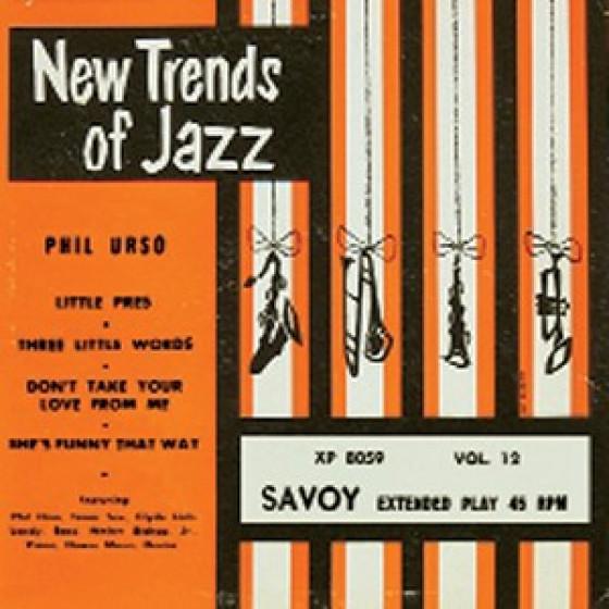 """Savoy 7"""" EP XP-8059"""