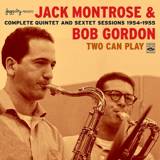 Two can Play: Complete Quartet and Sextet Sessions 1954-1955 (2 CD Set)