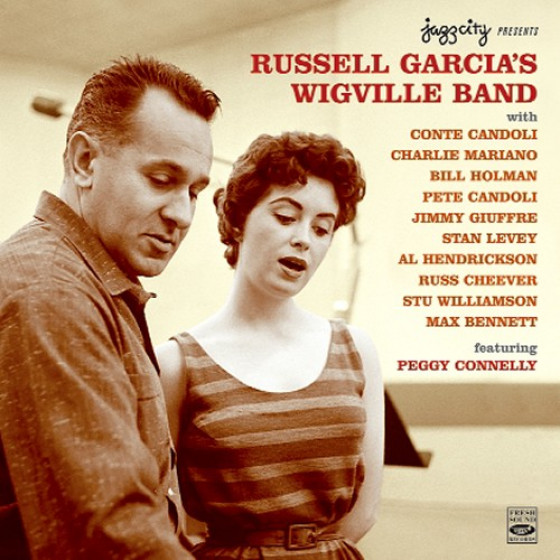 Russell Garcia's Wigville Band, feat. Peggy Connelly