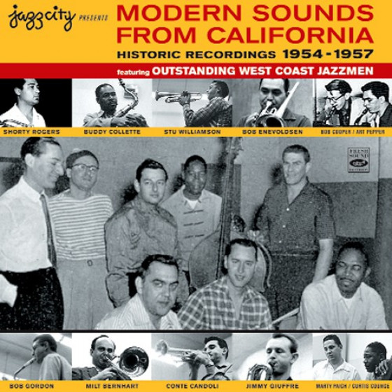 Historic Recordings 1954-1957 featuring Oustanding West Coast Jazzmen (2-CD Set)