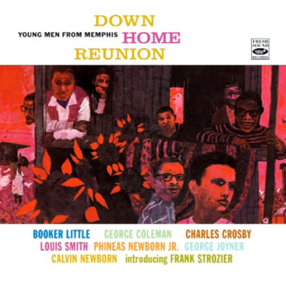 Down Home Reunion - Young Men From Memphis