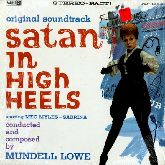 Satan in High Heels (A.k.a. Blues for a Stripper)