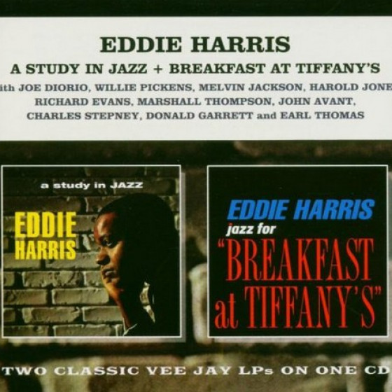 A Study In Jazz + Breakfast at Tiffany's (2 LP on 1 CD)