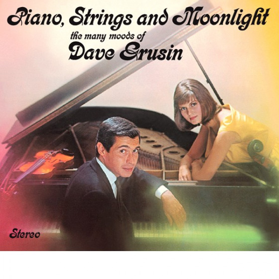 Piano, Strings And Moonlight - The Many Moods of Dave Grusin (Digipack Edition)
