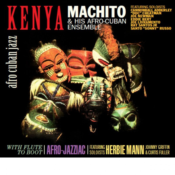 Kenya + With Flute to Boot (2 LP on 1 CD) Digipack