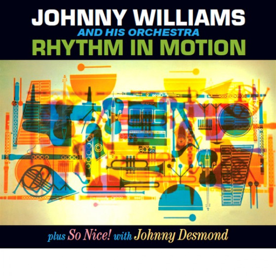 Rhythm in Motion + So Nice (2 LP on 1 CD) Digipack