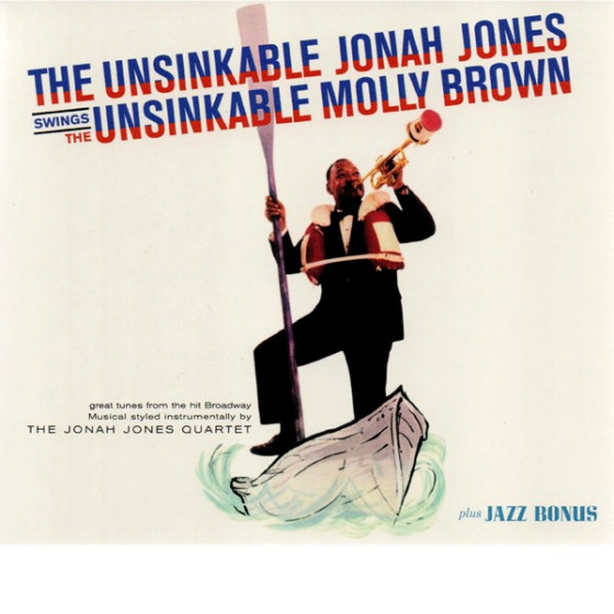 The Unsinkable Molly Brown + Jazz Bonus (2 LP on 1 CD + Bonus Tracks) Digipack