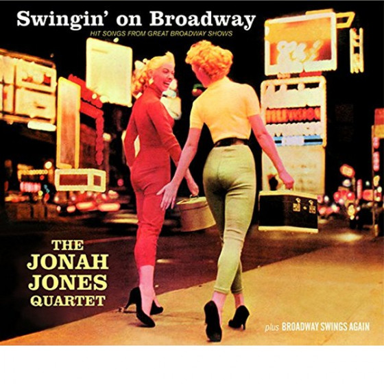 Swingin' on Broadway + Broadway Swings Again (2 LPs on 1 CD)