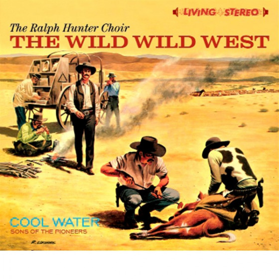 The Wild Wild West + Cool Water (2 LPs on 1 CD) Digipack Edition