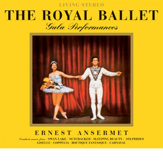 The Royal Ballet · Gala Performances (2-CD DeLuxe Digipack Edition)