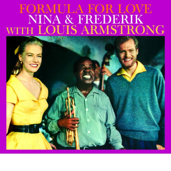 Formula For Love, with Louis Armstrong (Digipack)