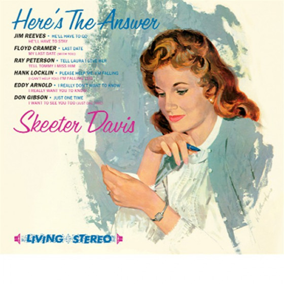 Here's the Answer + Bonus Tracks (Digipack)