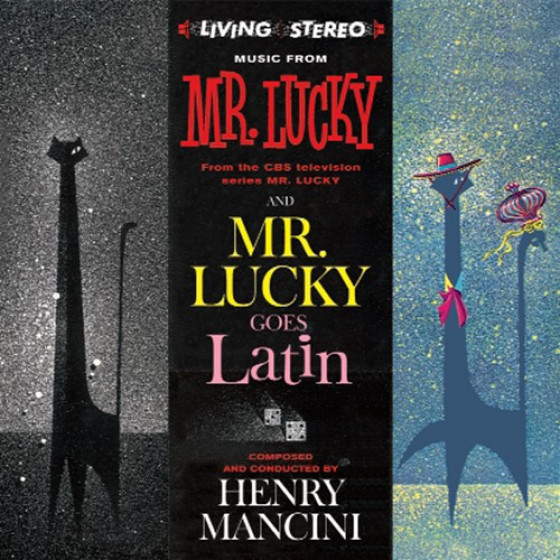 Music From Mr. Lucky + Mr. Lucky Goes Latin (2 LPs on 1 CD)