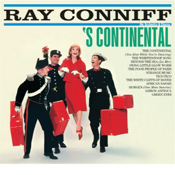 'S Continental + So Much In Love (2 LPs on 1 CD)
