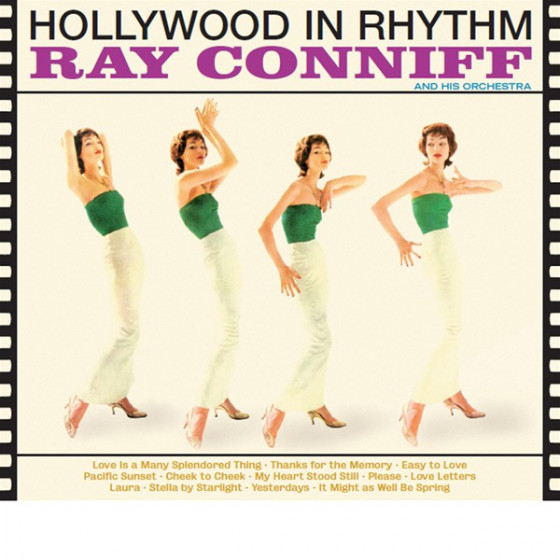 Hollywood in Rhythm + Broadway in Rhythm (2 LPs on 1 CD)
