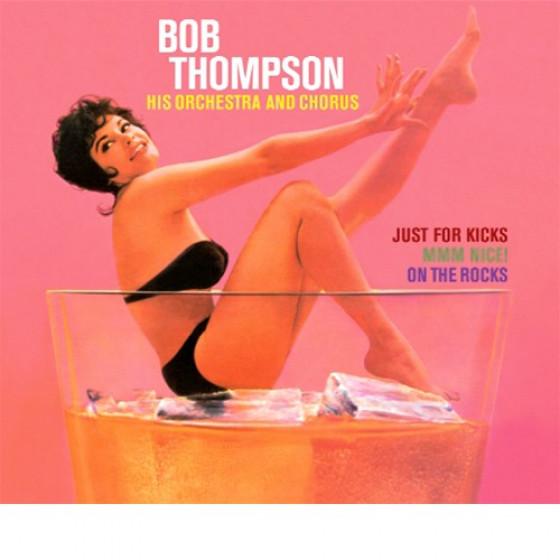 Just For Kicks · MMM Nice · On The Rocks (3 LPs on 2 CDs) + Bonus Tracks