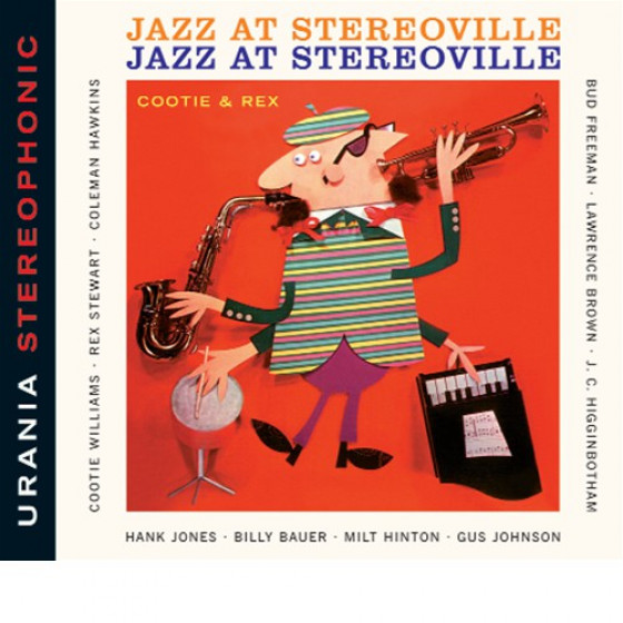 Jazz At Stereoville / The Big Challenge (Newly Remastered Stereo Edition)