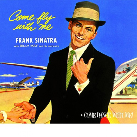 Come Fly With Me + Come Dance With Me (2 LPs on 1 CD)
