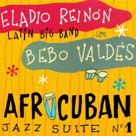 Afro-Cuban Jazz Suite Nº1