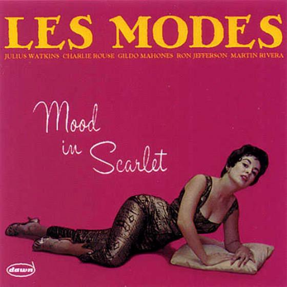 Mood In Scarlet
