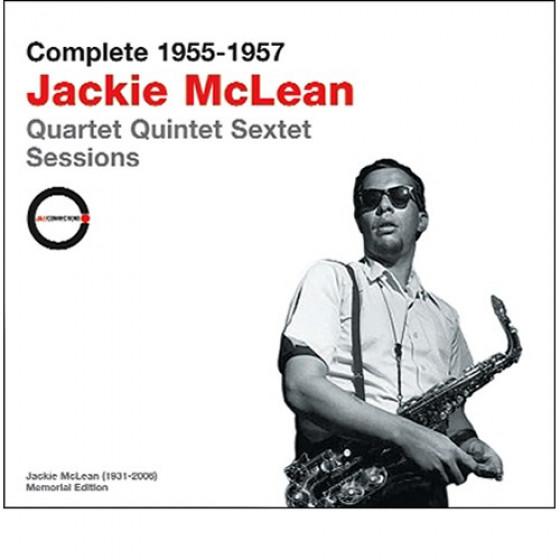 Complete 1955-1957 Quartet, Quintet & Sextet Sessions (6-CD Box Set)