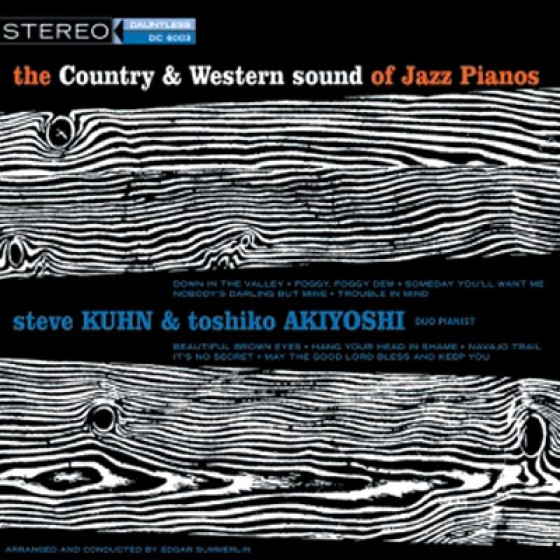 The Country & Western Sound of Jazz Pianos