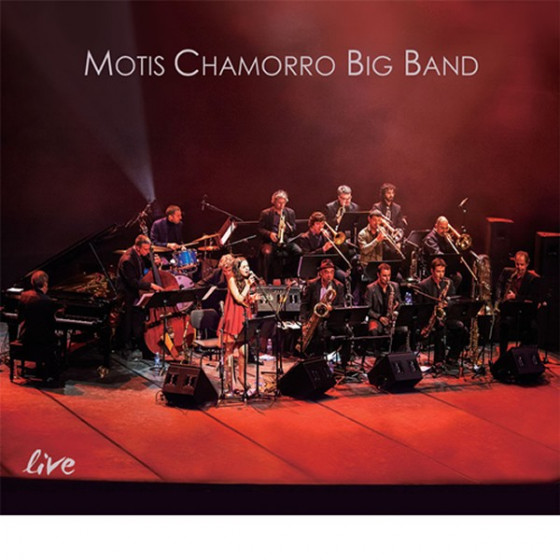 Motis Chamorro Big Band - Live (Digipack)
