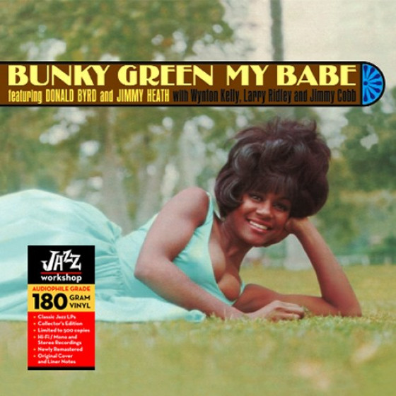 My Babe  (Audiophile 180gr. HQ Vinyl) Gatefold Cover