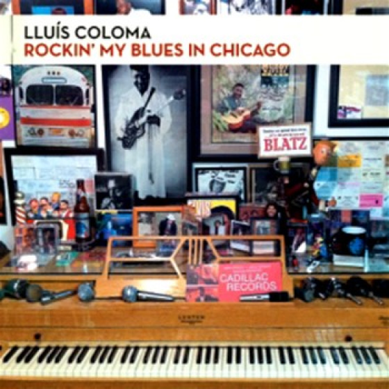 Rockin' My Blues In Chicago