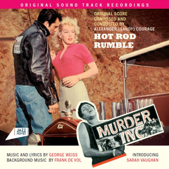Hot Rod Rumble + Murder Inc. (2 LPs on 1 CD)