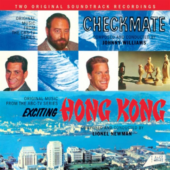 The Music From 'Checkmate' + The Music From 'Hong Kong' (2 Lps On 1 Cd)