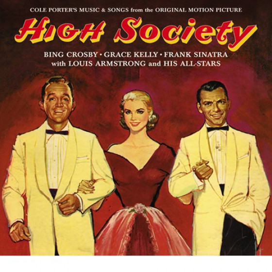 High Society (Original Movie Soundtrack) Digipack