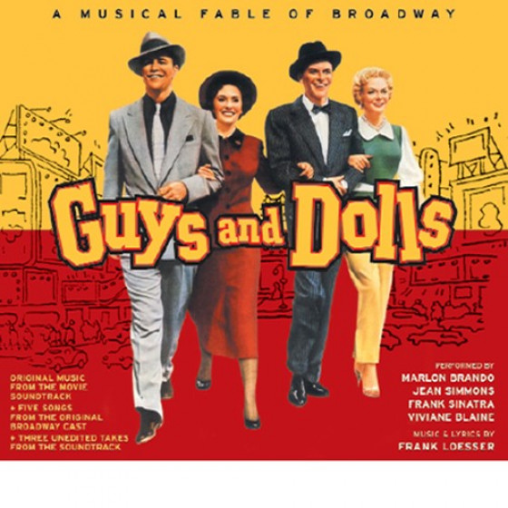 Guys And Dolls - A Musical Fable Of Broadway (Original Movie Soundtrack)