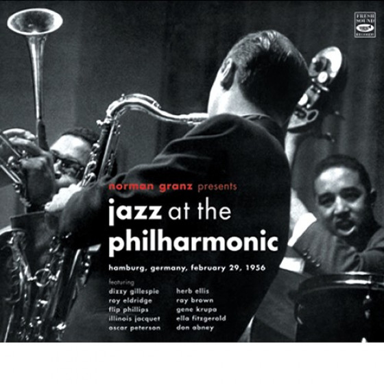 Jazz At The Philharmonic Norman Granz Presents J A T P