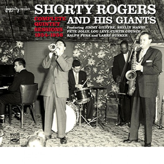 Complete Quintet Sessions 1954-1956 (3-CD Boxset)