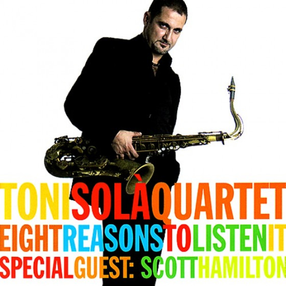 Eight Reasons to Listen It - Special Guest: Scott Hamilton