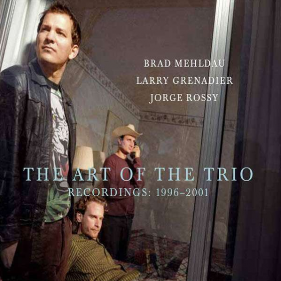 The Art Of The Trio Recordings 1996-2001 (7-CD Box Set)