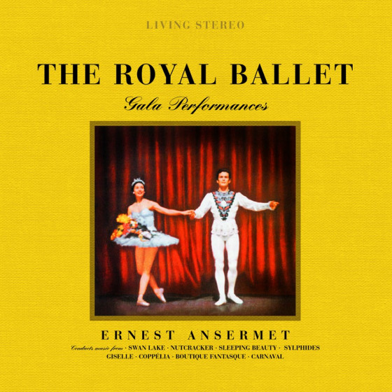 The Royal Ballet · Gala Performances (2-LP Set) Limited Edition