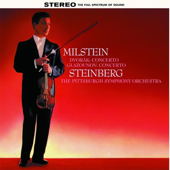 Milstein / Steinberg · Pittsburgh Symphony (Audiophile 180gr. HQ Vinyl)
