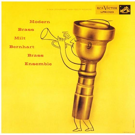 Milt Bernhart Brass Ensemble - Modern Brass