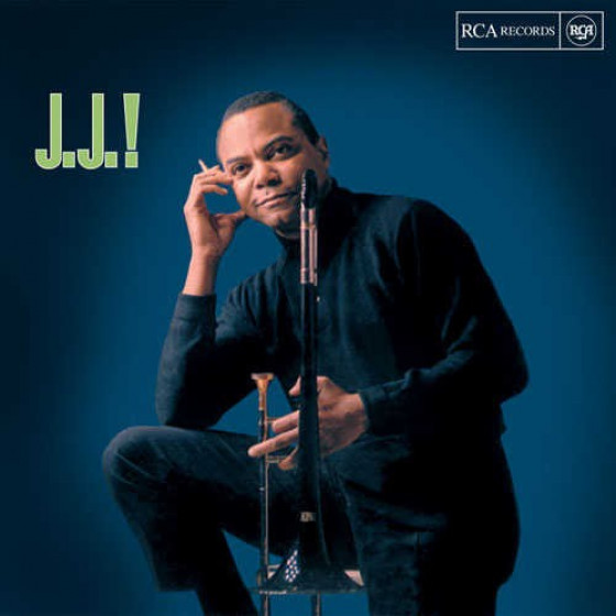 J.J.! The Dynamic Sound of J.J. with Big Band
