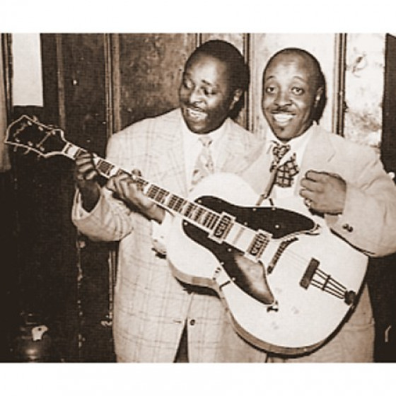 Louis Jordan & Bill Jennings