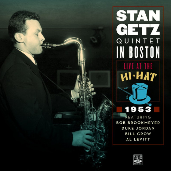 Quintet in Boston · Live at the Hi-Hat 1953 (2-CD)