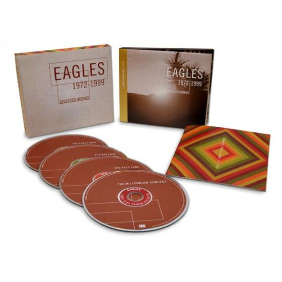 Selected Works 1972-1999 (4-CD Set)