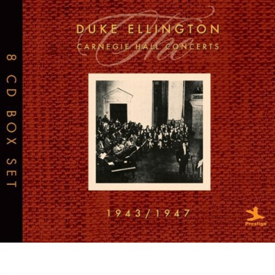 Carnegie Hall Concerts 1943/1947 (8-CD Box Set)