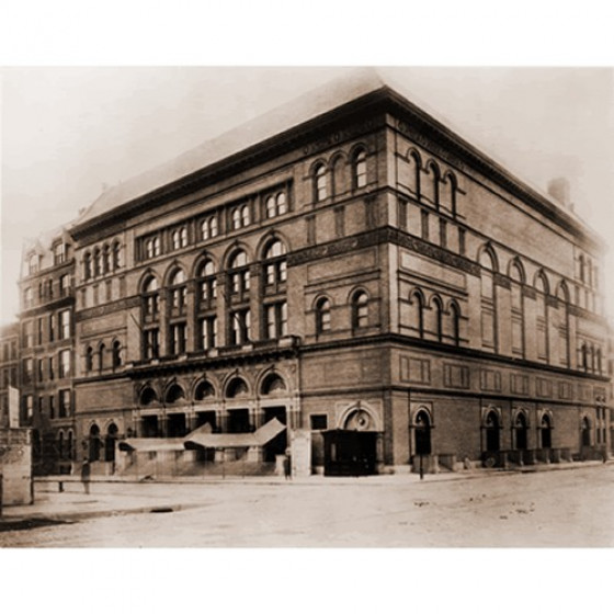 The Carnegie Hall Music Hall
